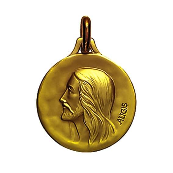 Médaille Christ en Or